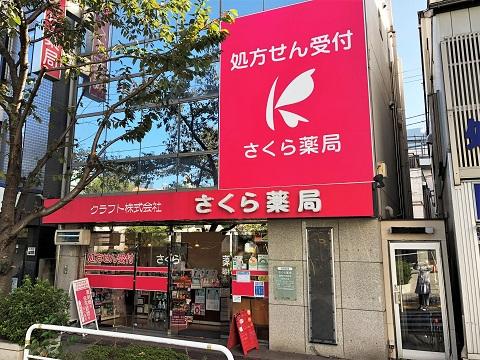 さくら薬局 昭和大学前店の店舗画像