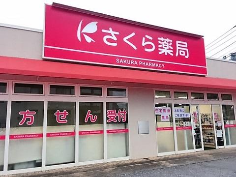 さくら薬局 春日部駅前店の店舗画像