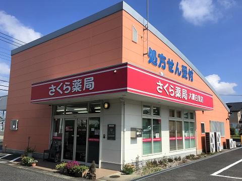 さくら薬局 大網白里店の店舗画像