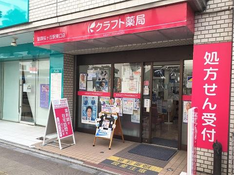 クラフト薬局 聖蹟桜ヶ丘駅東口店の店舗画像