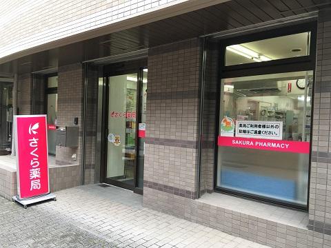 さくら薬局 西荻北店の店舗画像