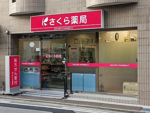 さくら薬局 堺大鳥大社前店の店舗画像