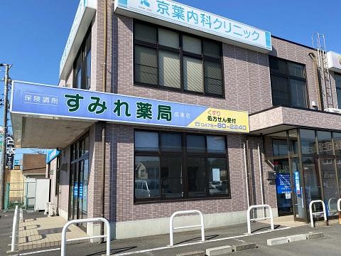 すみれ薬局 成東店の店舗画像