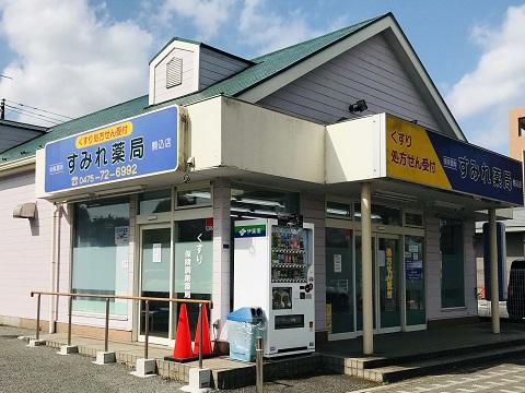 すみれ薬局 駒込店の店舗画像